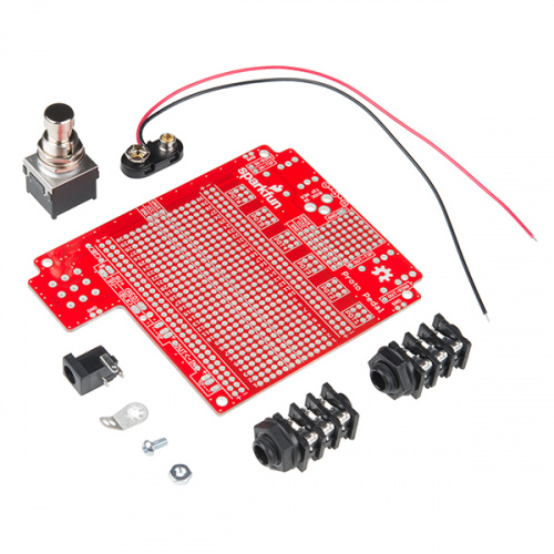 Pleasant Proto Pedal Assembly And Theory Guide Learn Sparkfun Com Wiring Cloud Toolfoxcilixyz