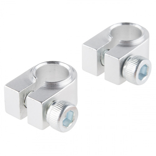 "Shaft Collar - Clamp (1/4"", 2 Pack)"