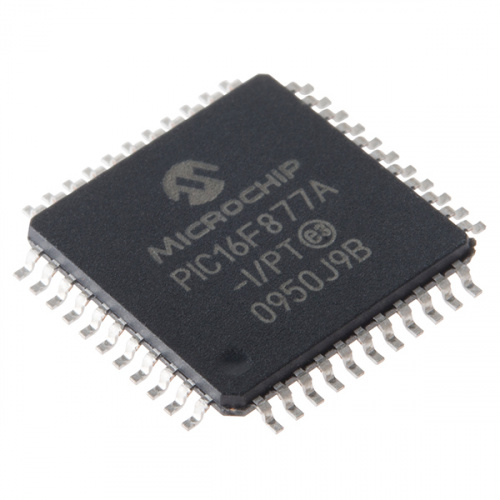 PIC 44 Pin - PIC16F877A (SMD)