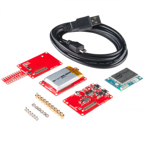 SparkFun Starter Pack for Intel® Edison