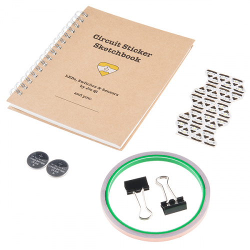 Chibitronics Circuit Stickers - Starter Kit