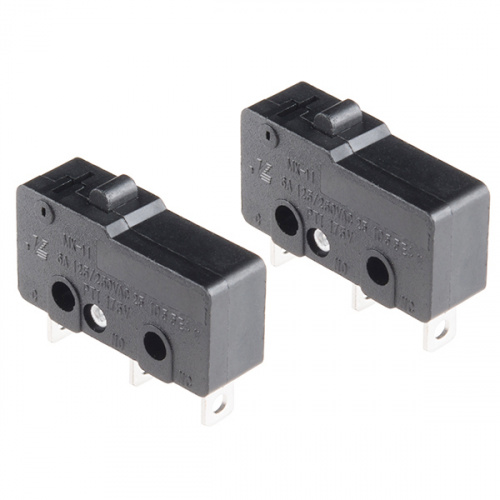 Mini Microswitch - SPDT (Standard, 2-Pack)