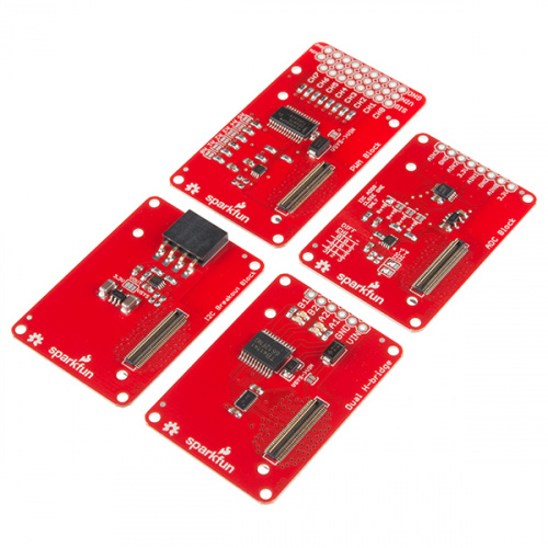 SparkFun Interface Pack for Intel® Edison
