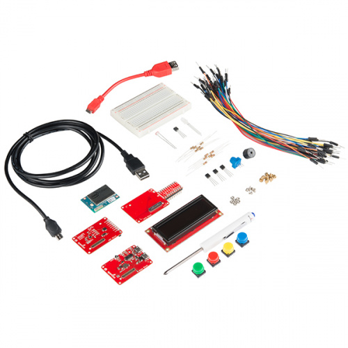 SparkFun Inventor's Kit for Intel® Edison