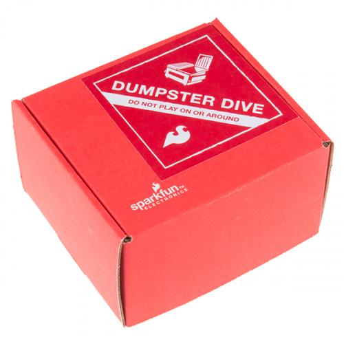 The Dumpster Dive - 1/2 lb.