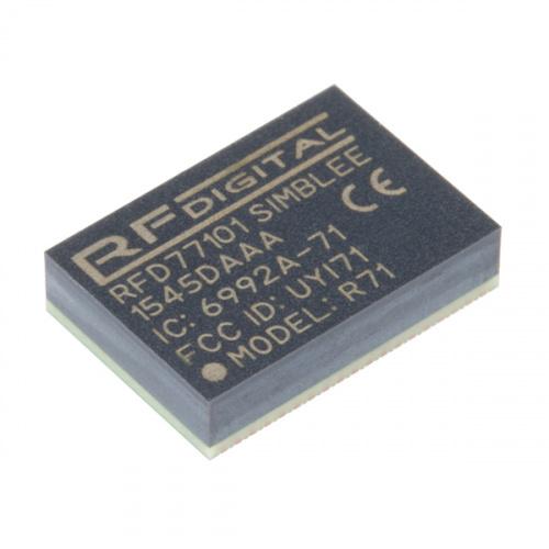 Simblee BLE Module - RFD77101
