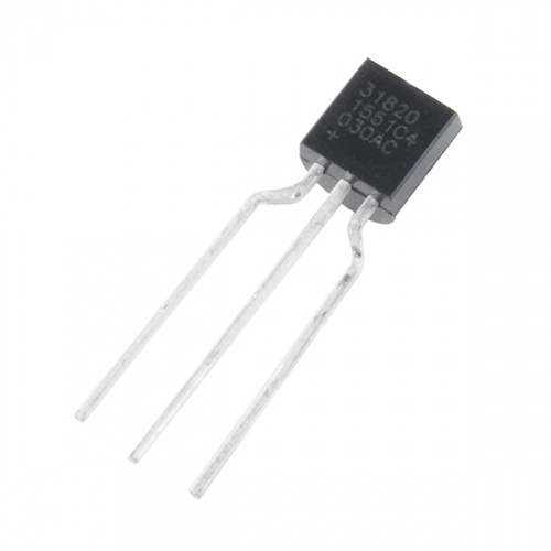 One-Wire Ambient Temperature Sensor - MAX31820
