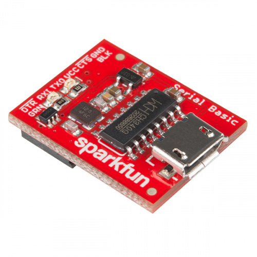 SparkFun Serial Basic Breakout - CH340G