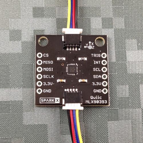 Magnetometer (Qwiic) - MLX90393