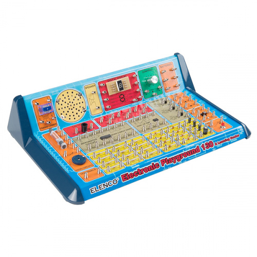 130-in-1 Electronic Playground