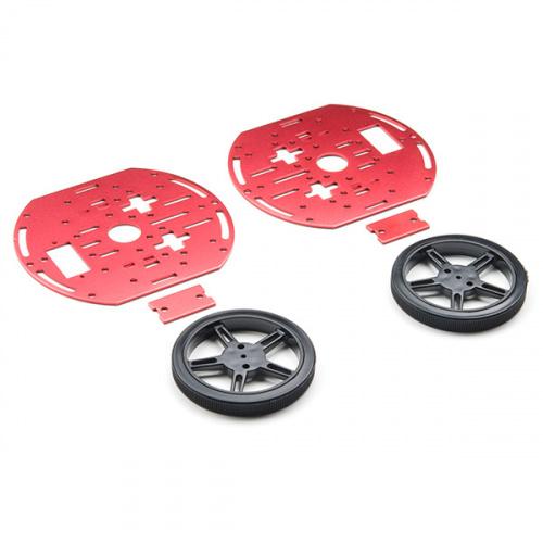 Circular Robotics Chassis Kit (Two-Layer)