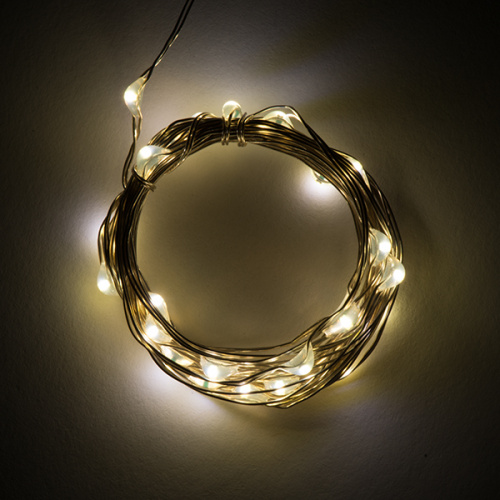 Fairy Lights - Warm White (2.5m)