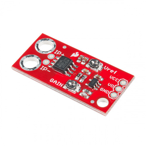 Current Sensor Breakout (ACS723) Hookup Guide - learn