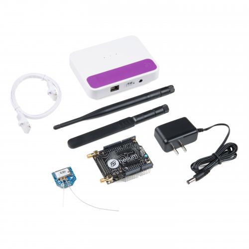 Helium Ethernet Starter Kit (Arduino)