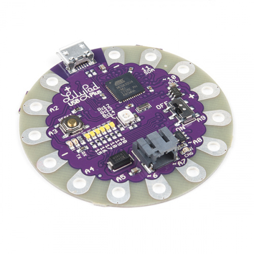 Lilypad USB Plus