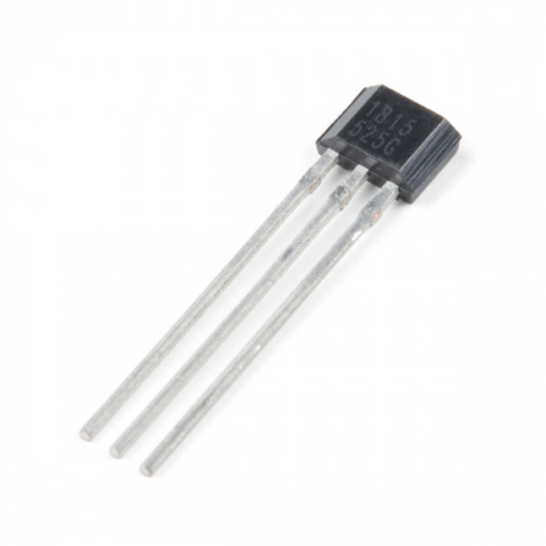 Hall-Effect Sensor - AH1815 (Non-Latching)