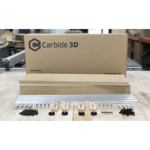 Shapeoko XL T-Track & Clamp Kit