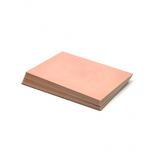 FR1 Copper Clad - Double Sided 4x6in (10 Pack)
