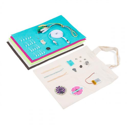 ChickTech Soft Circuits Kit