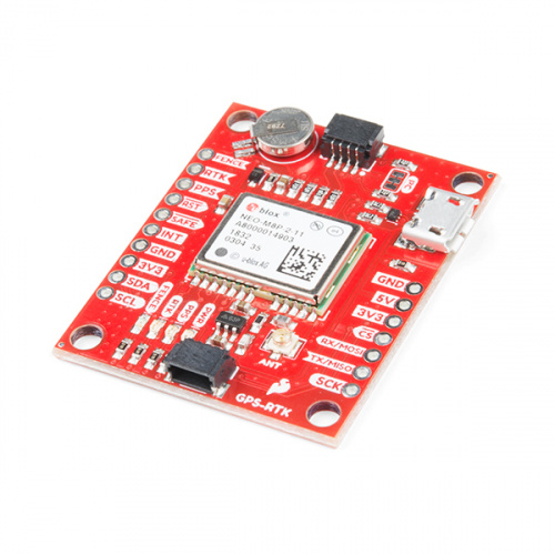 What is GPS RTK? - learn sparkfun com