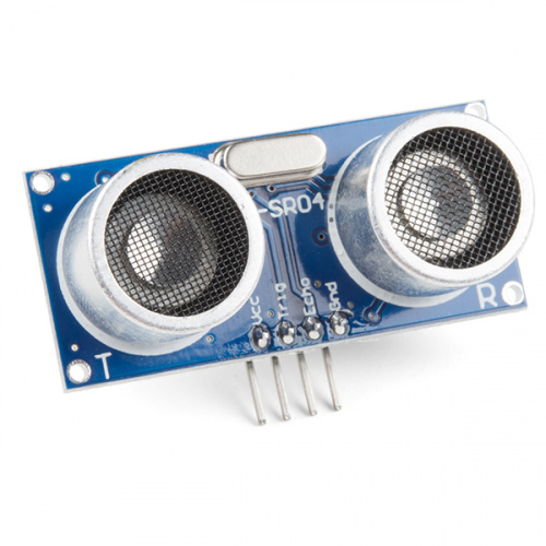 Ultrasonic Distance Sensor - HC-SR04