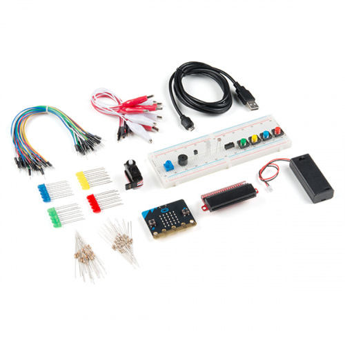 SparkFun Inventor's Kit for micro:bit