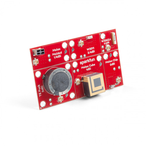 GNSS Chip Antenna Hookup Guide - learn sparkfun com