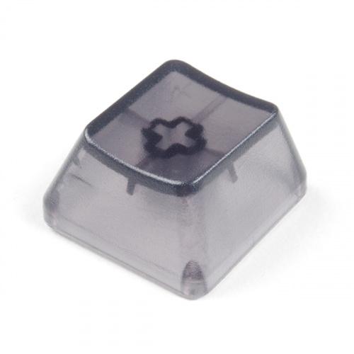 Cherry MX Keycap - R2 (Translucent Black) - PRT-15307 - SparkFun