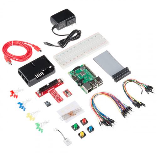 Raspberry Pi 3 B+ Starter Kit