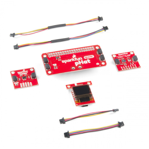 SparkFun Qwiic Kit for Raspberry Pi