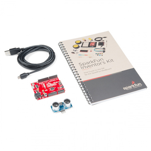 Friday Product Post: SparkFun Inventor's Kit v4 1 - News - SparkFun