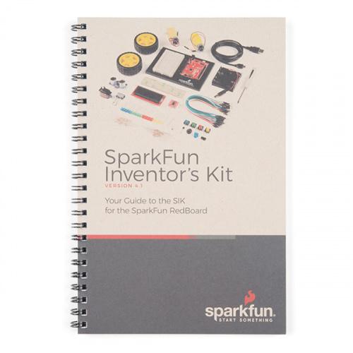 SparkFun Inventor's Kit Guidebook - v4.1
