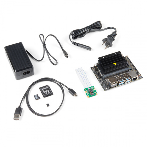 SparkFun DLI Kit for Jetson Nano