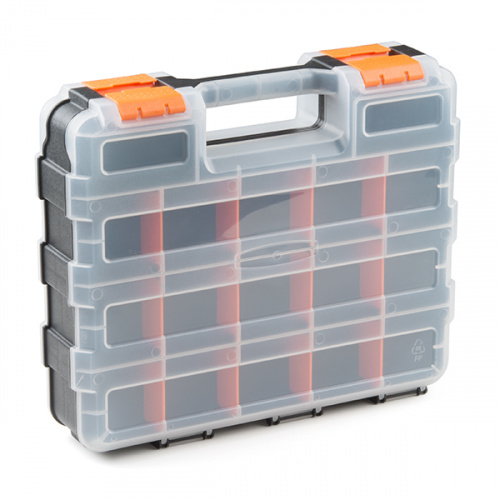 Adjustable Storage Case