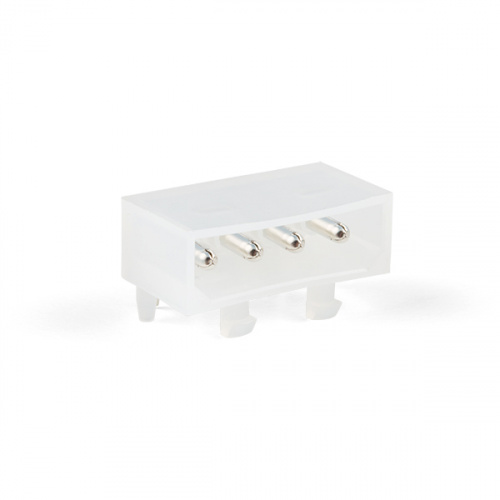 ATX Right Angle Connector - PTH 4-pin
