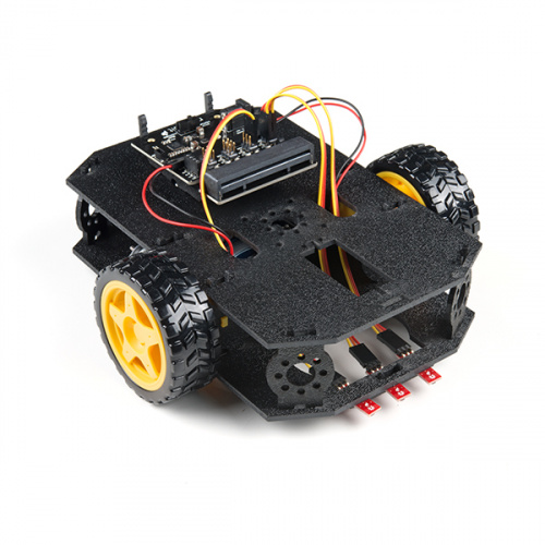 SparkFun micro:bot kit for micro:bit - v2.0