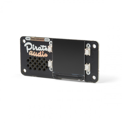 Pimoroni Pirate Audio Speaker for Raspberry Pi