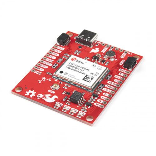 SparkFun GPS-RTK Dead Reckoning Breakout - ZED-F9R (Qwiic)