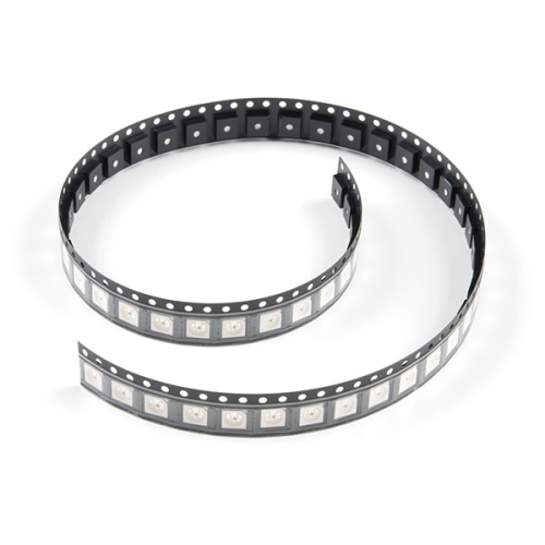 SMD LED - RGB APA102C-5050 (Strip of 50)