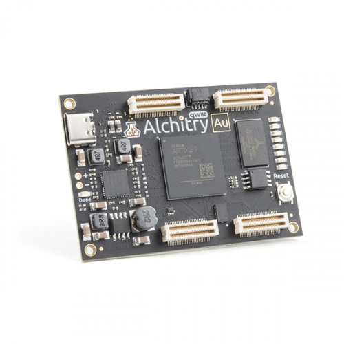 Alchitry Au FPGA Development Board (Xilinx Artix 7)