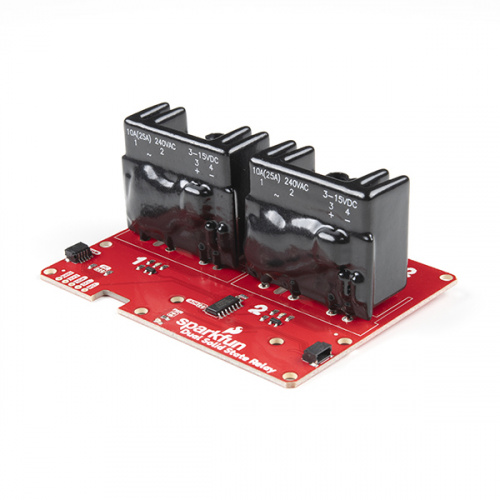 SparkFun Qwiic Dual Solid State Relay