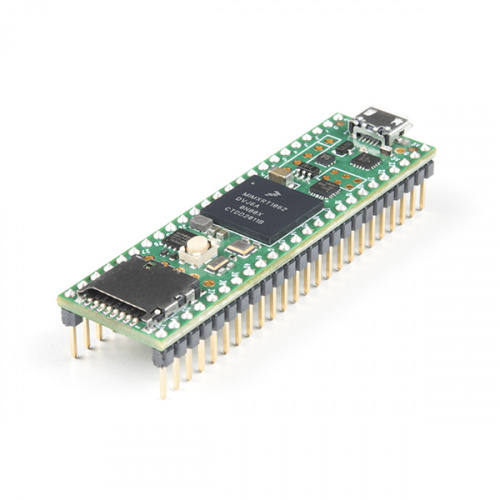 Teensy 4.1 (Headers)