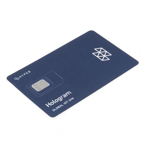 Hologram eUICC SIM Card