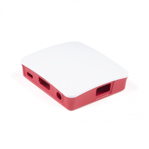 Official Raspberry Pi 3A+ Case - Red/White