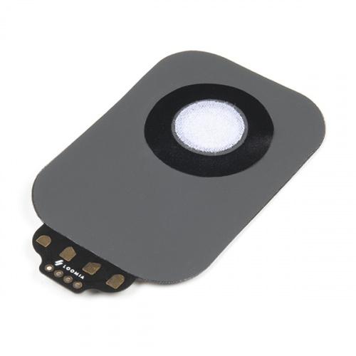 Loomia Single Backlit Button