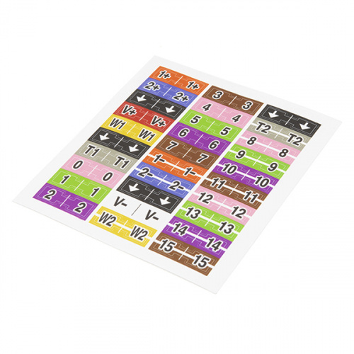 30-Pin Flywire Labels for the Analog Discovery 2