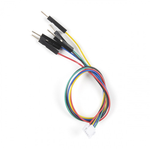 Breadboard to GHR-05V Cable - 5-Pin x 1.25mm Pitch