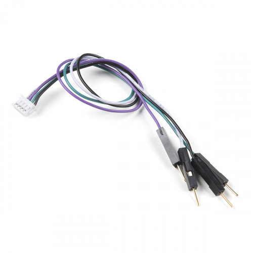 Breadboard to JST-ZHR Cable - 4-pin x 1.5mm Pitch