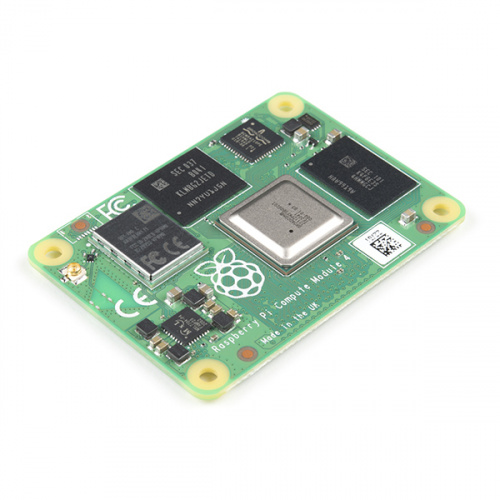 Raspberry Pi Compute Module 4 32GB (Wireless Version) - 2GB RAM