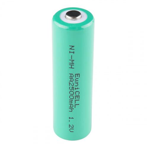 2500 mAh NiMH Battery - AA
